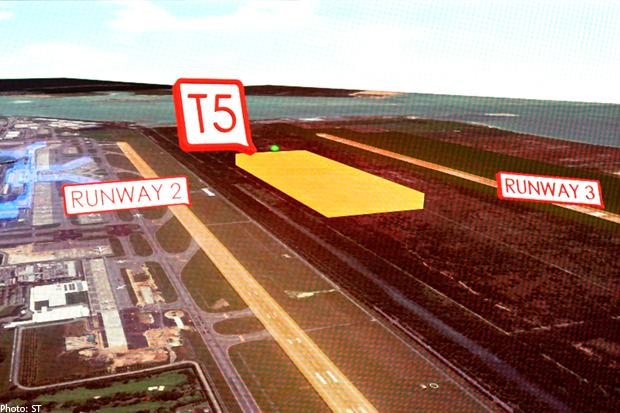 Plans for Chang... Yangon Airport
